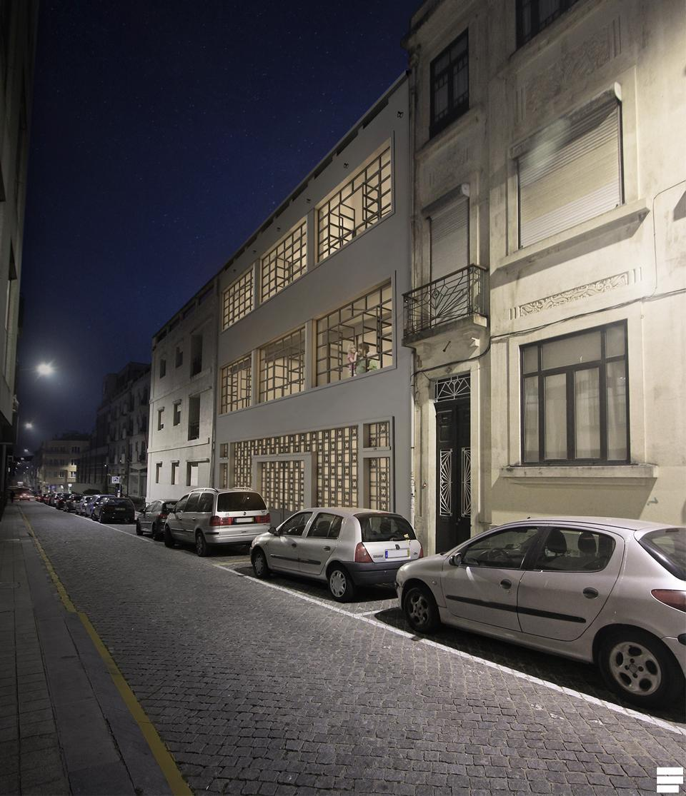 Alves da Veiga Industrial Lux Residences